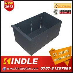 Kindle New customized galvanized aluminum folding dog cage in Guangdong ISO9001:2008