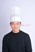 food service paper chef's hat
