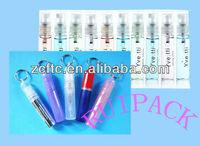 Small perfume spray bottles, 2ml perfume bottle with sprayer ,lpocket sized perfume spray bottles