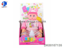 """14 """" Silicone renascer Baby Doll boneca da moda por atacado"""