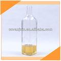 claro 750ml aceite de botella de vidrio de imágenes