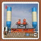 China Modular 25m3/h HZS25 Mobile Concrete Batching Plant for sale Concrete Mixing Plant Price Low Cost Concrete Batching Plant