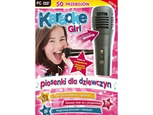 Karaoke Girl - Song For The Girls (with microphone)