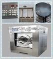 Novo design industrial máquinas de lavar e secadores com baixa vibração