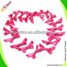 Bra decoration ribbon bow