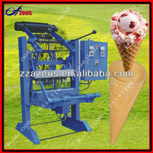 Highest newest design cake cone making machine ice cream cone making machine