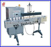 Shanghai machinery aluminum foil induction sealer for bottle lip