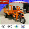 Cheapest 2013 Hot New Chinese Three Wheel Cargo 250CC Triciclos Three Wheel