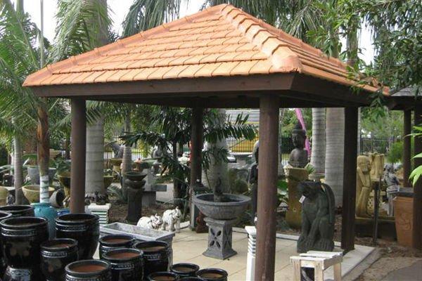 Azulejos Gazebo-Cabanas e barracas de jardim-ID do produto:124296683 ...
