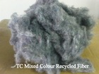 TC Mix Color Recycled Fiber