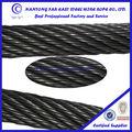 ノー- 回転付スチール線ロープ19*7多くの層