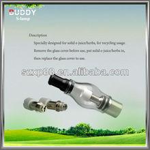 2013 Shenzhen buddy Tech newest huge atomizer dry herb vaporizer For USA market