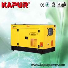 KAPUR brushless silent 10 kva diesel generator YANMAR
