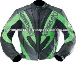 Motorbike Kawasaki Branded Jackets