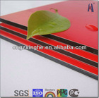 poly core panels/4 mm aluminum paneling