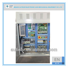 integrated control cabinet car parts,spares for elevators