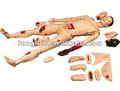 advanced medical trauma manequim de treinamento de primeiros socorros simuladores