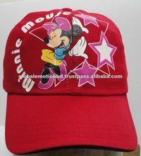 Latest design cute printed children hat