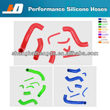 silicone rubber radiator hose For SUBARU IMPREZA SILICONE Y-PIPE WRX GC8 TOP MOUNT INTERCOOLER HOSE KIT radiator hose clamps