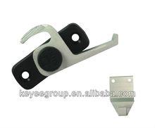Alumium alloy door lock parts name KBS007