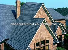 Zinc Aluminium Stone Metal Coated Steel Roofing tile low cost