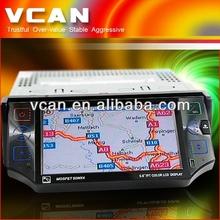 5.0'' car navigation s60 gps DVD USB SD GPS-556