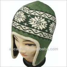 ear flap beanie hats