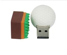 Popular Golf stick Shape Usb flash drive / OEM 1GB-32GB Golf Usb pendrive