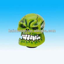 Halloween decorative resin skull