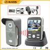 KIVOS KDB300 wireless front door security cameras intercom phone doorbell zwave deal extreme