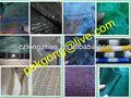 de confecção de malhas da tela de sol tecido com proteção uv