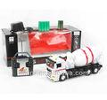 Nuevo juguete eléctrico del motor de fuego caja de embalaje/de cartón caja de la ventana/personalizados cajas de cartón*tb20130821- 7