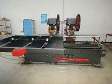 automatic sheet metal press machine