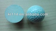 Quality Plain White One Layer Range Cheap Golf Ball