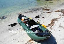 (CE)2013 best-selling plastic canoe