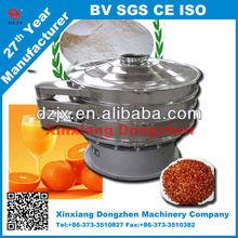 onion powder sieving machine