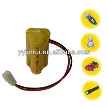 solar dry cell battery AAA 300mAh 3.6V