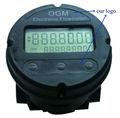 Ogm-e-25/40/50 ogm aluminium digitale ovalradzähler dieselkraftstoff durchflussmesser wasser milch