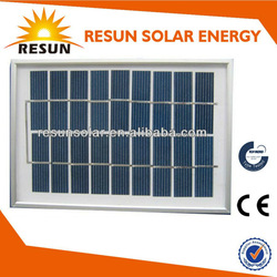 A-grade& high efficiency 20W poly solar panel solar panel price in india is lowest with TUV CE certificate