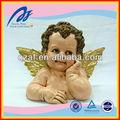 los ángeles del polyresin y figuras de hadas