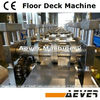 Innovative composite steel deck cold processing engine