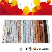 new design decorative paper/paper furniture/paper contact for furniture
