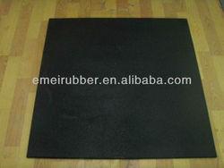 Indoor playground rubber mat