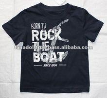 Summer children's clothing short t-shirt for boys 2012
