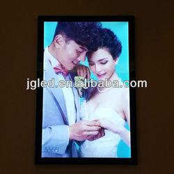 Ultra Slim Super Bright LED Light Wedding Photo Frame