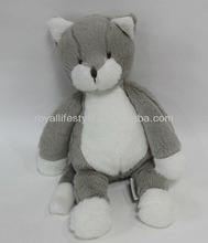 Adorable Plush Cat