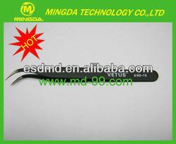 Vetus series tweezers ESD-11/12/13/14/15/16 antistatic tweezers, fine point tweezers, curve tweezers