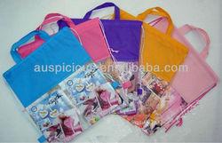 PP Non Woven Bag School Bag Advertising Bag Stock