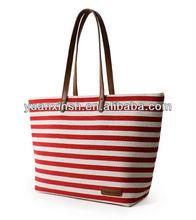 wholesale canvas tote bag ladies handbag