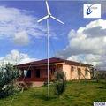 1500w baixo arranque da turbina de vento gerador